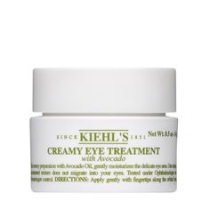 Creamy Eye Treatment with Avocado - hydrating cream with an amazing texture.