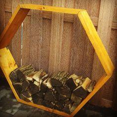 Deel 1 van het hout hok