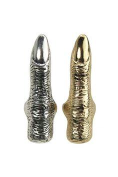 Finger Shape Ring