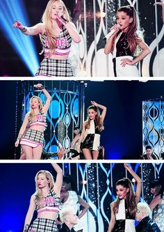 ♡ Iggy Azalea & Ariana Grande ♡ two of the prettiest girls EVER especially IGGY!!!!!!! But I love you arianna
