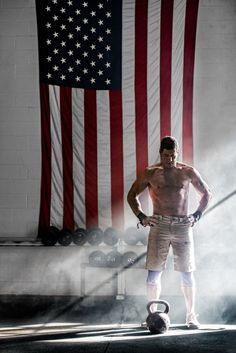How Commercial Photographer Corey Rich Shot CrossFit