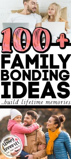 Easy Family Bonding Activities Spend a little time each week on one of these family bonding ideas to grow a closer relationship with your kids. So many fun activity ideas here for family night, vacations, family days with children. Bonding Activities, Activities For Kids, Activity Ideas, Therapy Activities, Learning Activities, Kids Learning, Kids And Parenting, Parenting Hacks, Gentle Parenting