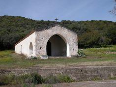 Chiesa di campagna (foto Comune di Jerzu)