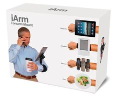 Would you use this?  #apple #iarm #ipad #funny #mac #gadgets