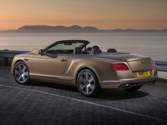 Bentley Continental GT 2015: Facelift für Coupé und Cabrio
