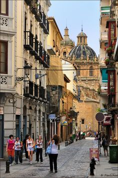 Calle San Jerónimo |