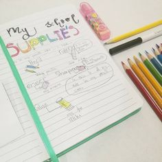 I love to draw ! Crayola Supertips, Diy And Crafts, Crafts For Kids, Drawing S, School Supplies, Activities For Kids, Easy Diy, Bullet Journal, My Love