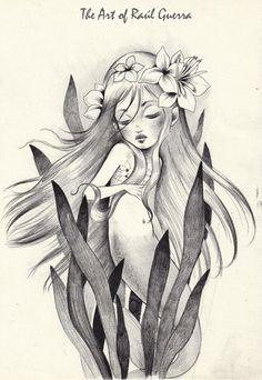 The Little Mermaid by raulguerra on Etsy