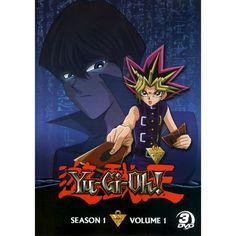 Yu gi oh classic:Season 1 vol 1 (Dvd)