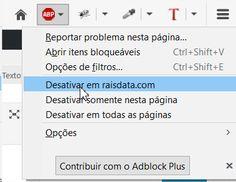 O Blog Rais depende da publicidade no site para oferecer conteúdo grátis e de qualidade. Colabore adicionando raisdata.com à lista de exceções de seu bloqueador de anúncios (quando fizer isso, a mensagem na faixa vermelha deixará de ser exibida).
