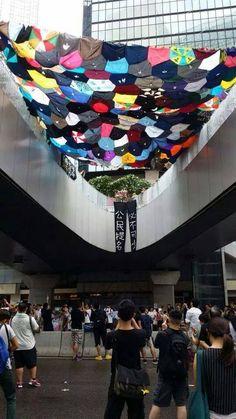 百家傘 Umbrella Revolution 2014 @ Hong Kong