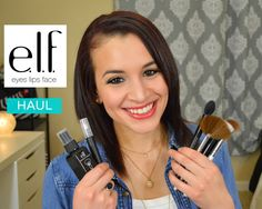 New products from E.L.F. Cosmetics in Spring 2015!