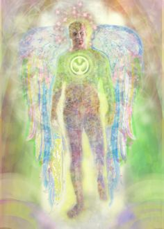 The Archangel Melchizedek