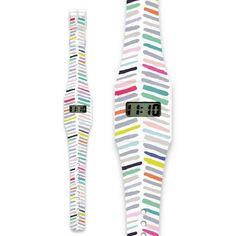 Ρολόι Pappwatch - ZAG ZIG Χαρτινα ρολόγια Cow Makes MOO Paper Watch, Pastel Colors, Berlin, Cow, Pattern, How To Make, Handmade, Style, Design