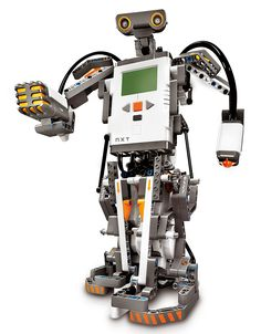 LEGO Mindstorms NXT robot (Real)