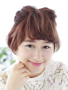 思いっきりかわいく♪ネコ耳ヘア♡ チャイナドレスに合うヘアスタイルのアイデア 髪型・アレンジ・カットの参考に。