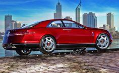 2013 Lincoln Continental concept