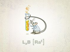 Lab Rat  by Mike Bruner