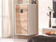 Chiffonnier. Mod. NORDIC 512 Tall Cabinet Storage, Locker Storage, Lockers, Furniture, Home Decor, Solid Wood, Decorative Storage Boxes, Nordic Style, Headboards