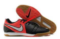 buy online 0d7b9 1d05b Nike CTR360 Libretto III IC Indoor Soccer Shoes - Black Red White  56.98  Cheap Soccer Cleats