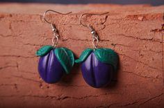 earrings. polymerclay. handmade Pendant Necklace, Earrings, Handmade, Jewelry, Ear Rings, Stud Earrings, Hand Made, Jewlery, Bijoux