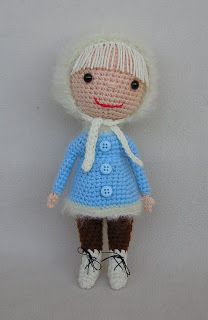 Вяжем куколку из советского мультфильма - Ярмарка Мастеров - ручная работа, handmade