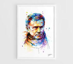 Jose Mourinho Chelsea FC  A3 Art Prints of the by NazarArt on Etsy, $20.00