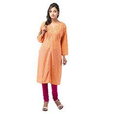 Damyantii Cotton Yellow Kurti For Women in Plus Size 42 Damyantii http://www.amazon.in/dp/B00TU029UU/ref=cm_sw_r_pi_dp_VFY-ub057ZG5J