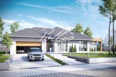 Эксклюзивный проект одноэтажного дома Modern Bungalow House, House Plans, Outdoor Decor, Projects, Home Decor, Design, Home Plans, Log Projects, Room Decor