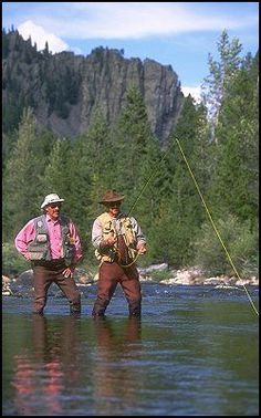 Montana Trout: Seven Steps for a Successful First Time Out - Global FlyFisher