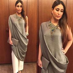 #KareenaKapoorKhan at the success party of #KiandKa #bollywood #lovepakfashion