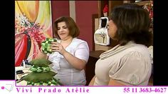 Arvore de Natal com Vivi Prado (PARTE 1 de 2) - Programa Sabor de Vida !!!
