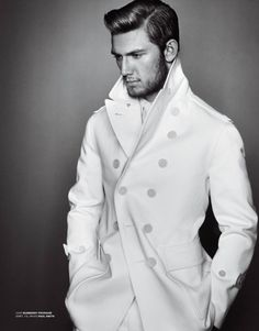 Alex Pettyfer - Burberry