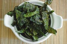 Kale Chips For Dogs