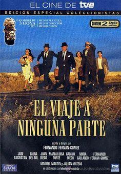 El Viaje a ninguna parte [Vídeo-DVD] / escrita y dirigida por Fernando Fernán-Gómez