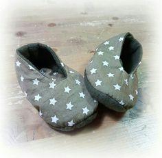Zapatitos de bebé para este otoño. En www.costuretas.com