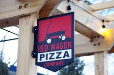 Red wagon pizza