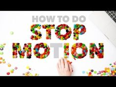 How to Do Stop Motion Photography - YouTube