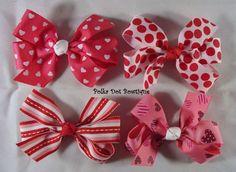 Small VALENTINE Bows-