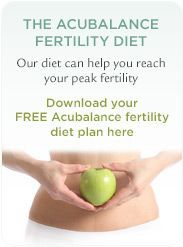 Download the Acubalance Free Fertility Diet