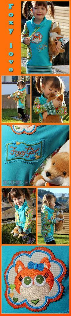 Lou (ki-ba-doo) by appli-mix Baby Barn, Kids Rugs, Sewing, Belgium, Home Decor, Girls, Style, Outfits, App