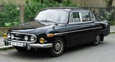 Tatra 603 Soviet, and rear engine. Retro Cars, Vintage Cars, Honda Legend, Bus Engine, A Series Of Unfortunate Events, Lincoln Continental, Motor Car, Concept Cars, Cars And Motorcycles
