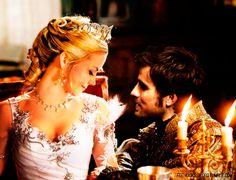 "CS AU: ""Milady, would you like to dance with your husband?"""