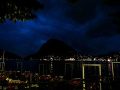 Mt San Salvadore above Paradiso Lake Lugano Ticino Switzerland @SonjaSwissLife @10Best - A Division of USA TODAY Travel