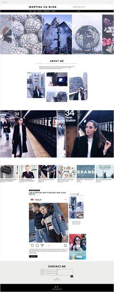 Martina Ca Blog | Fashion Blogger How To Speak Spanish, Advertising, Product Description, Marketing, Website, Blog, Beautiful, Fashion, Interview