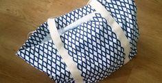 Mon sac de plage – L'heure du thé Sacs Tote Bags, Patterned Shorts, Parfait, Sewing, Accessories, Shopping, Style, Diy Sac, Fern
