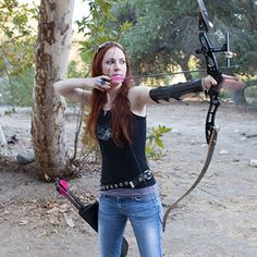 Exactly Like Merida: A Real-Life Archer Explains Her Love for the Sport