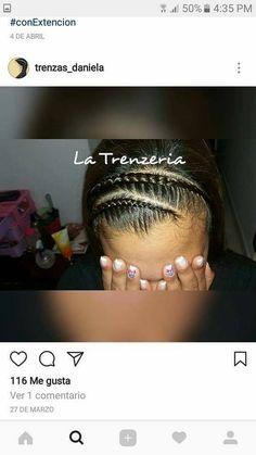 Creative Hairstyles, Curls, Hair Makeup, Braids, Hair Beauty, Long Hair Styles, Ideas, Fashion, Cute Kids Hairstyles