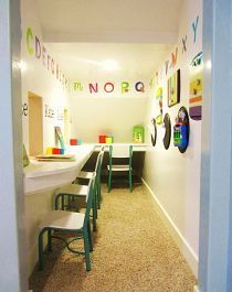 Cute Play School Area