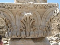 #Corinthian column